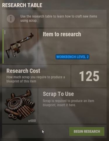 rust-research-table-blueprint-before
