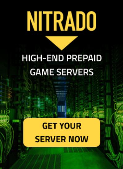 Nitrado Server
