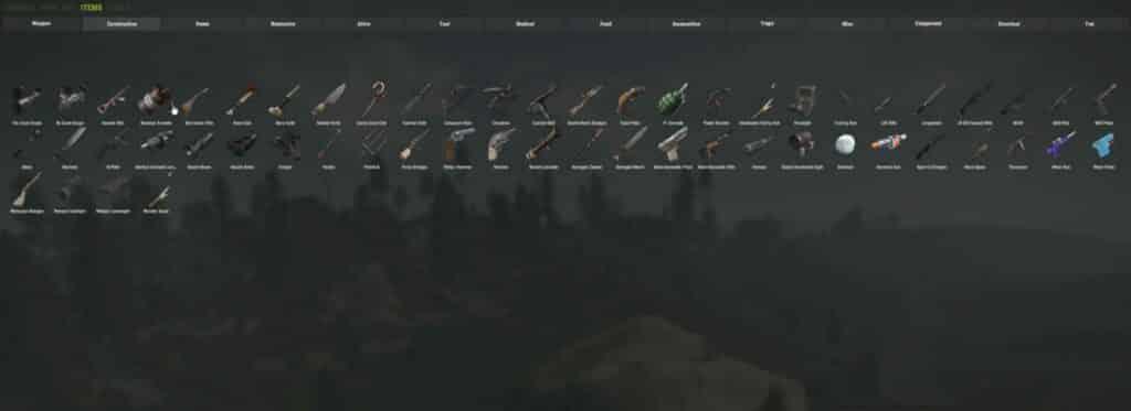 rust-admin-item-spawn