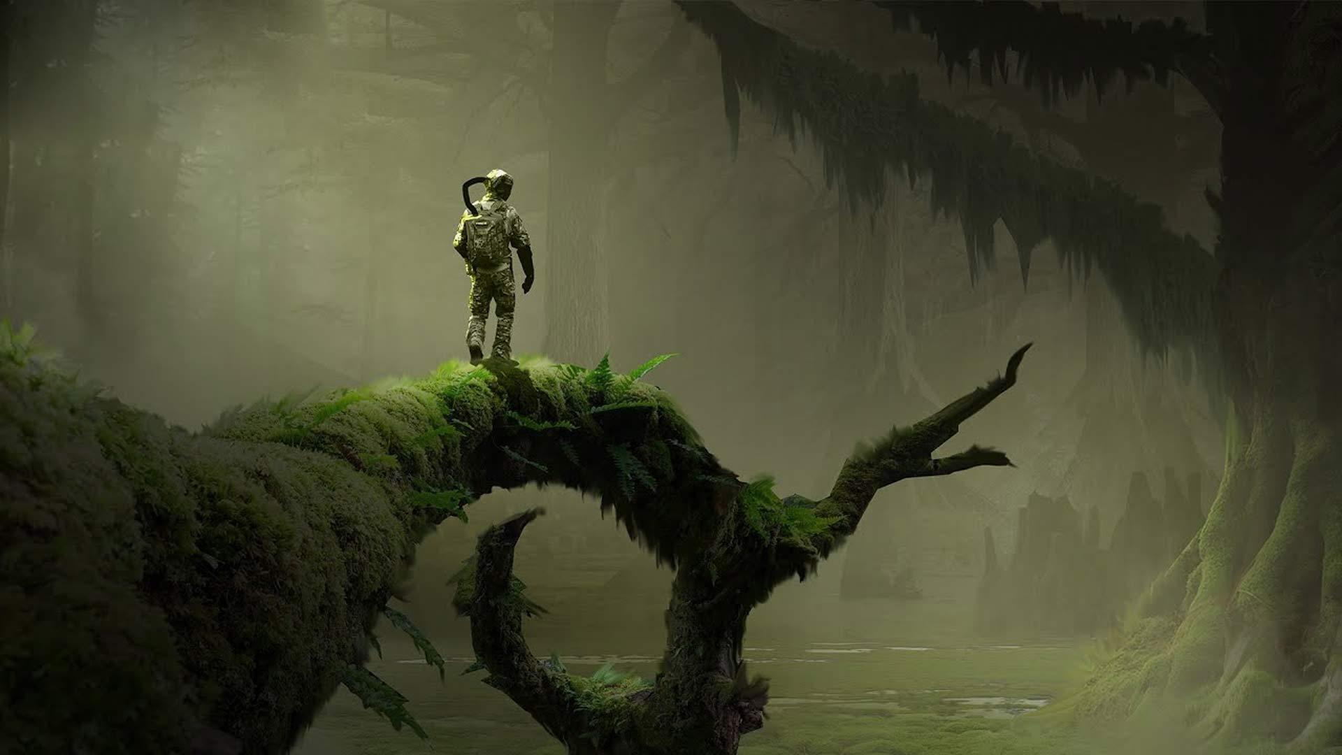 Icarus könnte auch ein Sumpf- oder Urwald-Biom haben. In der Beta taucht das aber vermutlich nicht auf.